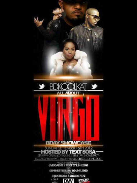 Virgo Bday Show ft JoRob