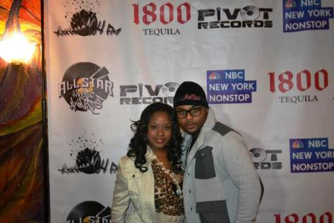 Jorob R&B artist of the year  jorob and Portia or Eye Catching Entertainment. both owners of EC&J Studios http://www.ecandjstudios.com