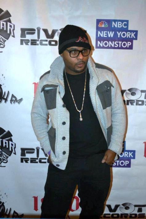 Jorob R&B artist of the year