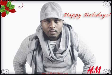Happy Holidays! From JoRob