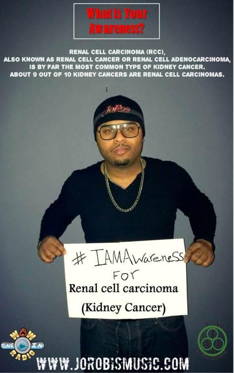 JoRob #IamAwareness