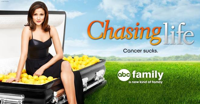 JoRob on ABC Family's Chasing Life