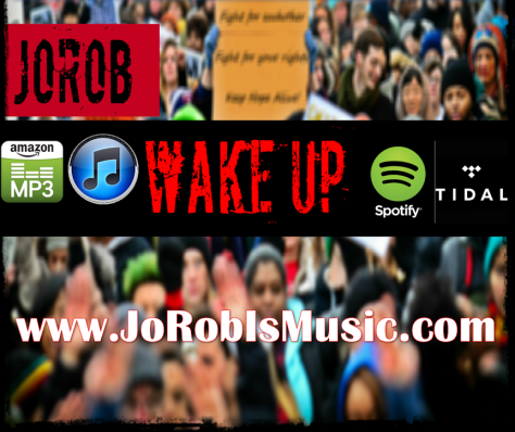 JoRob Wake Up song of peace